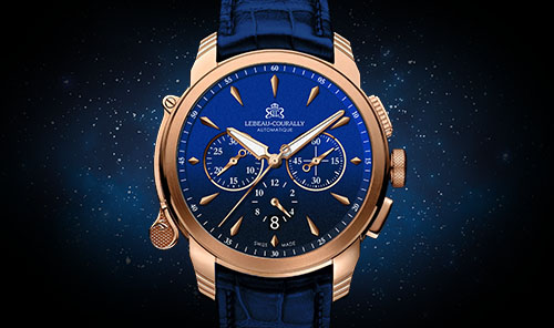 Lebeau-courally watches - horloges - nature collection